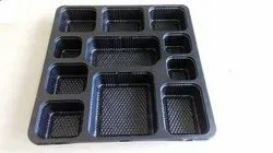 11 Section Plastic Disposable Trays