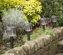Refurbished Solar Path Lights for Home (Warm White)