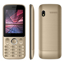 2.8 Inch Beige Feature Phone
