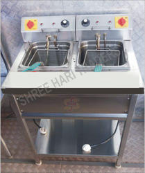 Deep Fryer Double Tank 10 Ltr