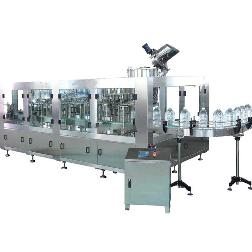 Pure Water Washing Filling Capping Machine