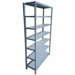 Rectangular Steel Rack / 7 Layer Storage Rack / 7 Shelf MS Rack