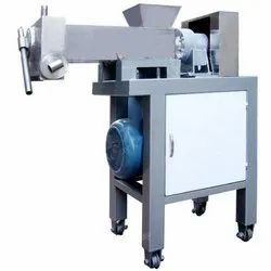 Growmax Stainless Steel Vermicelli Extruder Machine For Industrial