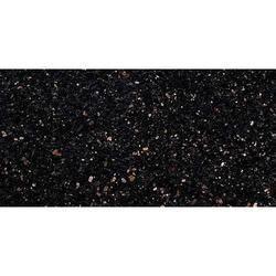 Black Galaxy Granite Stone, Thickness: 10-12 mm