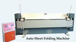 Power Sheet Folding Machine AFM-30003D