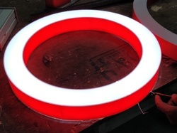 Acrylic LED Lamp