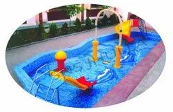 SNS-1001 Water Splash Pool