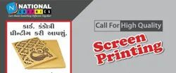Cotton Smooth Screen Printing Services