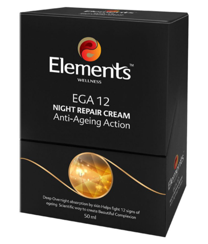 Elements Wellness Night Repair Cream, Pack Size: 50 Ml