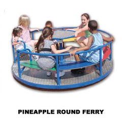 Pineapple Round Ferry Rotator