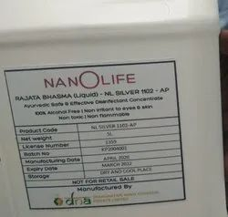 Tunnel Nanolife Ayurvedic Safe & Effective Disinfectant Concentrate