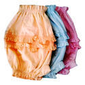 Available In Various Colors Kids And Bebs Baby Cotton Bloomer