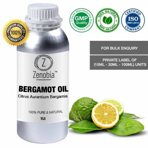 Zenobia Natural Oils - Bergamot Oil Manufacturer from Delhi