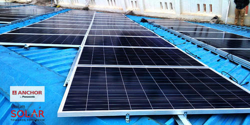 Anchor By Panasonic Polycrystalline Solar Module At Rs 30