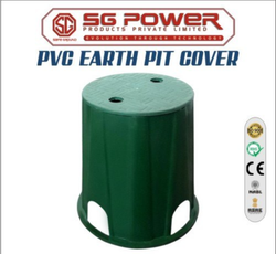 PVC Earth Pit Cover