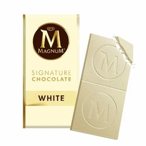 Magnum White Chocolate 90gm