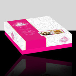 1 Kg Printed Sweet Box