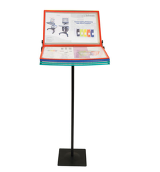 Multipurpose Information Stand