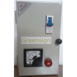 Single Phase Open Well Submersible Pump Control Panel