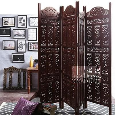 wooden partition screens - wooden room divider partition