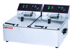 Double Deep Fryer 16 Ltrs