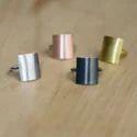 Silver Plated Handmade Women Adjustable Design Rings