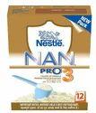 Nestle Nan Pro 3 Follow Up Formula Bib 1 X 400gm