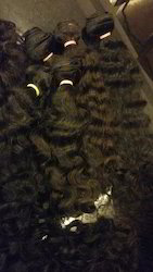 Virgin Machine Weft Hair