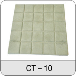 25 Squares Chequered Tiles, Size: Available in 12, Thickness: 25 mm