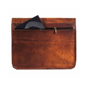 Men Goat Leather Bag