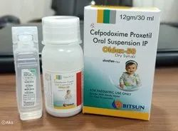 Oldox 50 Dry Syp(Cefpodoxime Dry Syp With Water)
