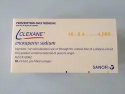 Clexane 0.4/0.6 mg Inj