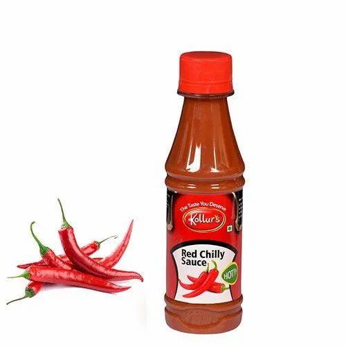 Red Chilly Sauce - 200 gms