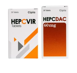 Hepcvir Hepcdac Tablet