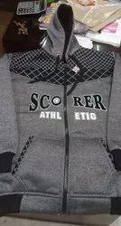Men Designer Hooded Jacket