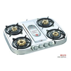 MC-415 Four Burner Stove