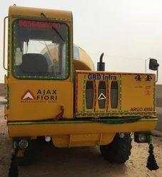 Argo 4000 Concrete Mixer Rental Services