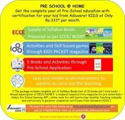 Preschool at Home, Anytime Of The Day, Adiuvaret Kids
