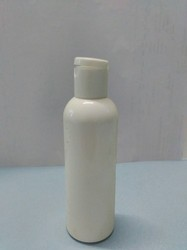 White PET Oil Bottle