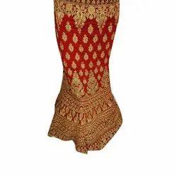 Net Embroidery Lehanga