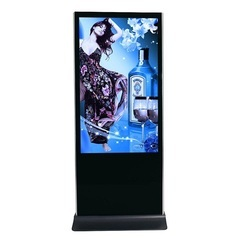 55 Inch Touch Screen Digital Signage Kiosk