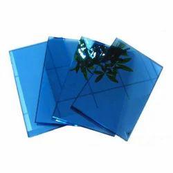 Blue Saint Gobain Coated Glass