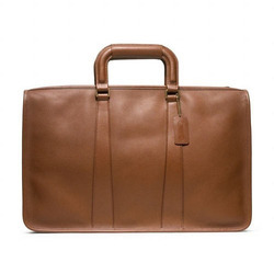 Brown Portfolio Bag
