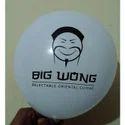 Big Wong Advertising Printed Balloon