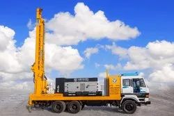 Water Well Truck Dth Drilling Rig Machine