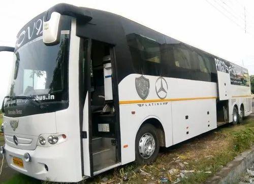 Mercedes Benz A C 45 Semi Sleeper Bus For Hire In Jabalpur