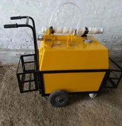 Metal Alloy Foam Trolley 200 Ltr, For Fire Protection