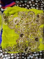Handwork Saree