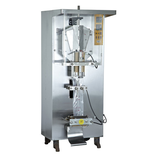 Electric Water Pouch Filling Machines, 500-1000  Pouch Per Hour