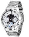 Silver Chain Men Wrist Watch